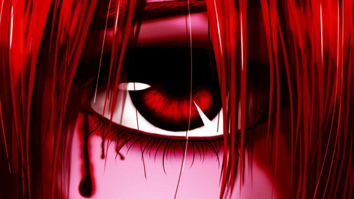 خلفيات رعب Horror مخيف Scary مرعب عالية الوضوح 151 Hd Anime Wallpapers Elfen Lied Anime Wallpaper