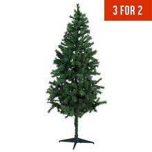 Home Noel 6ft Christmas Tree Green Green Christmas Tree Tree Uk 6ft Christmas Tree