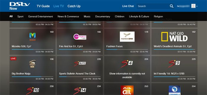 DStv Now App Download, Setup Guide and How dstv now Live