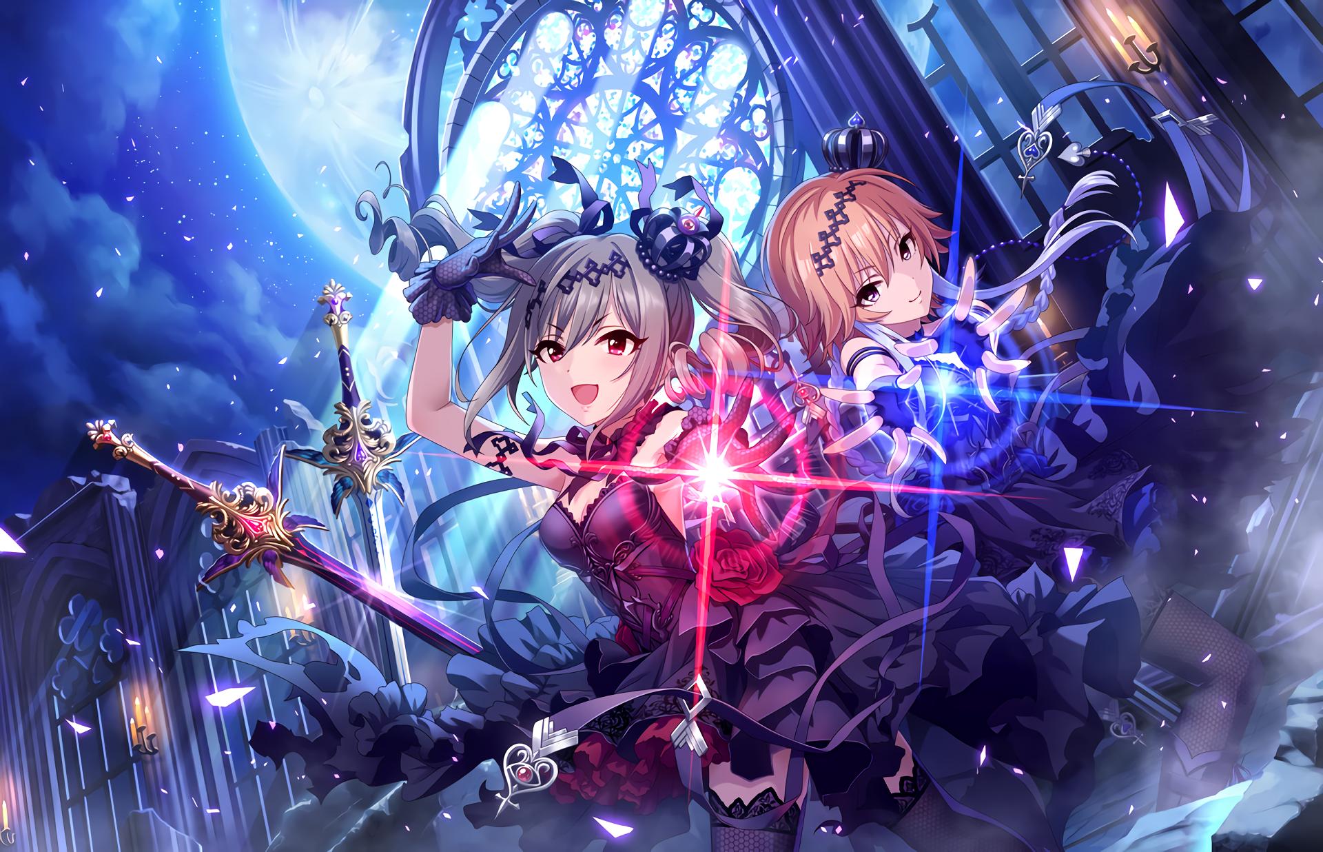 Anime The Idolmaster Cinderella Girls Starlight Stage Ranko