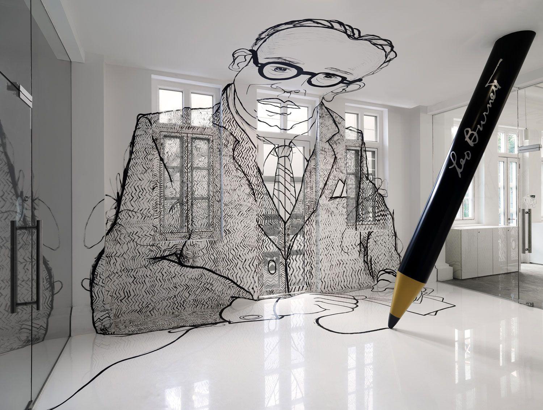 leo burnett office moscow. Leo Burnett Moscow By Nefa Architects | Yellowtrace Office E