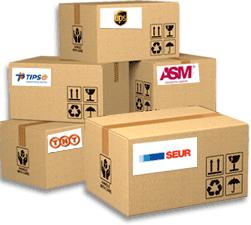 Comparador de Envío de Paquetes Baratos - Infoenvía