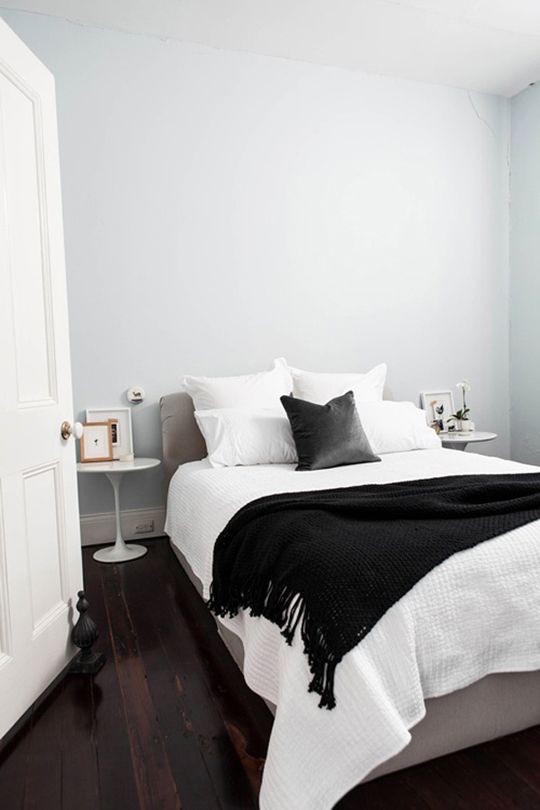 Monochromatic Bedroom Ideas H H Blog House Hold Bedroom Design Home Small Bedroom