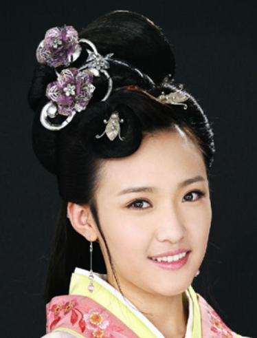 Chinese Hairstyle Delectable Ancient Chinese Hairstyle  Ancient Chinese Hairstyle  Pinterest