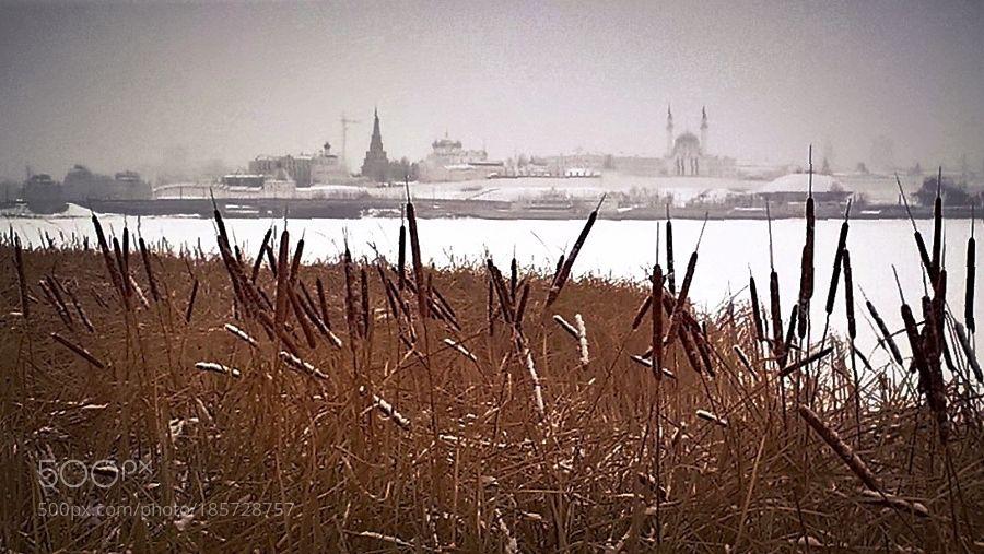 Kazan. Winter. by al_tsar