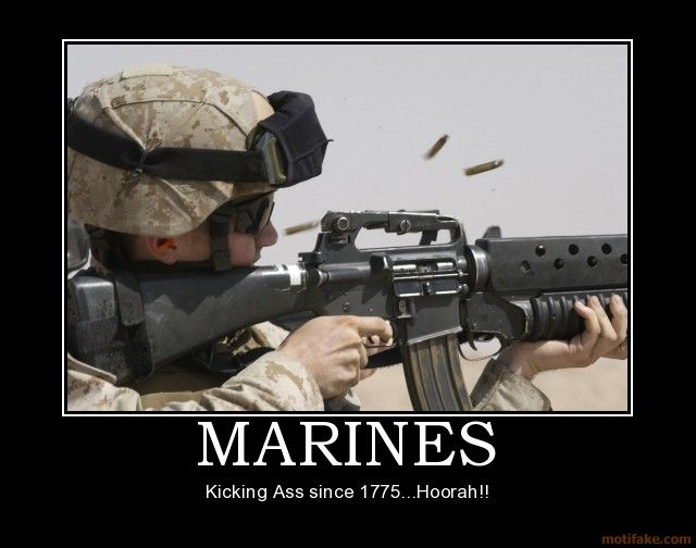 Famous Marine Corps Quotes New Marine Corps Quotes  Marine Corps Motivational Poster  Marines