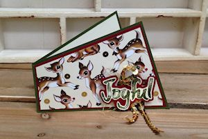 Twisted Gift Card Holder + Tutorial and video