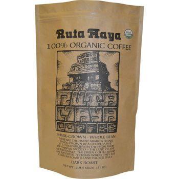 Ruta Maya Organic Dark Roast Coffee 5 Lbs Thm Shopping