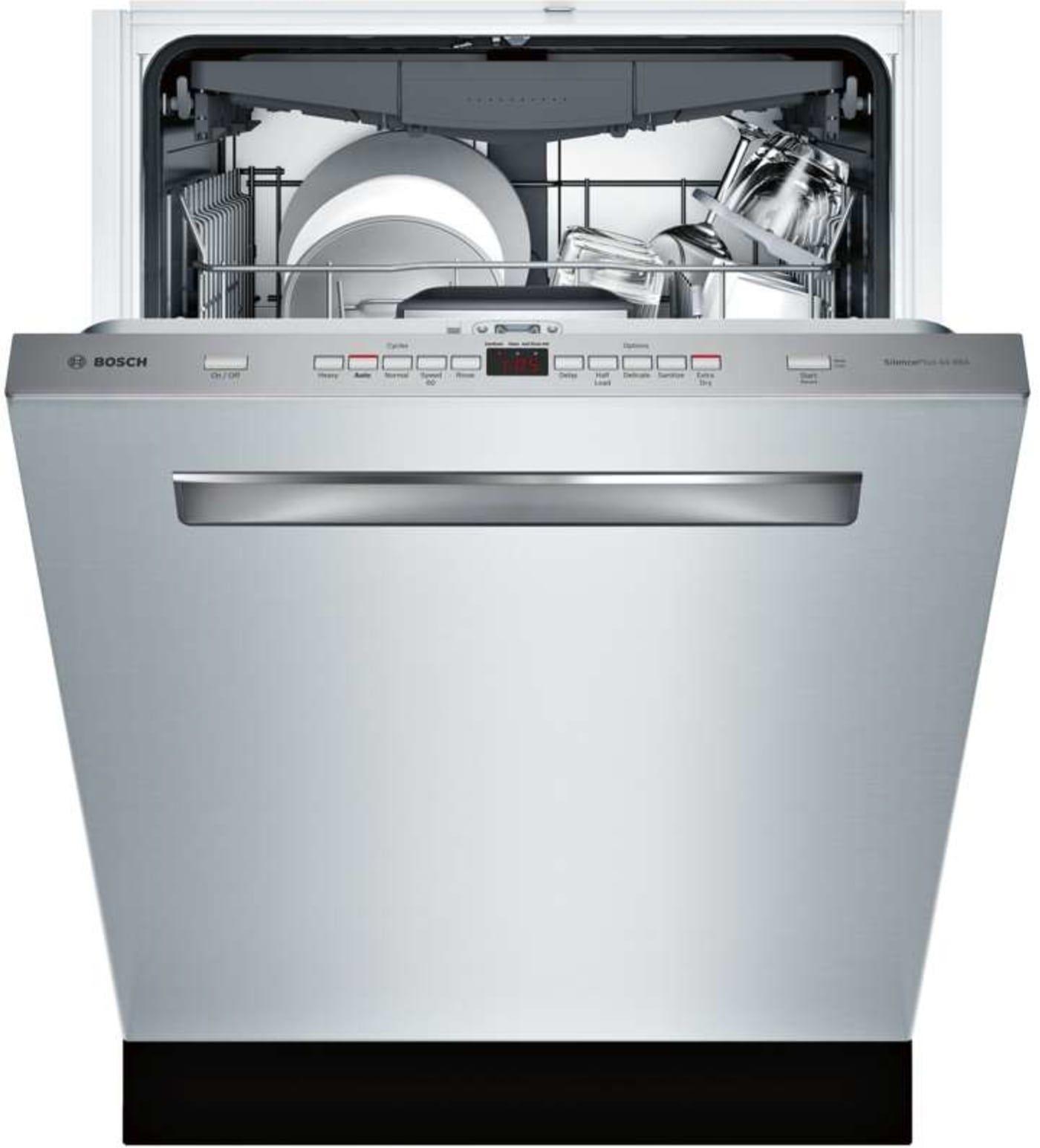 Bosch Shpm65w55n Hot Sellers In 2019 Built In Dishwasher