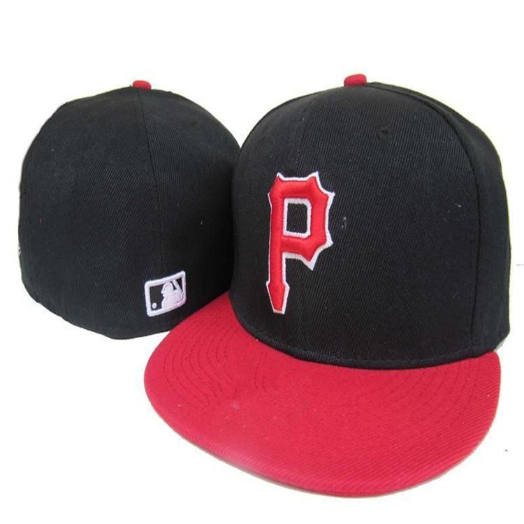 Wholesale online shopping Pittsburgh Pirates Street Fitted Fashion Hat P  Letters Snapback Cap Men Women Basketball Hip Pop 446d243a6b7