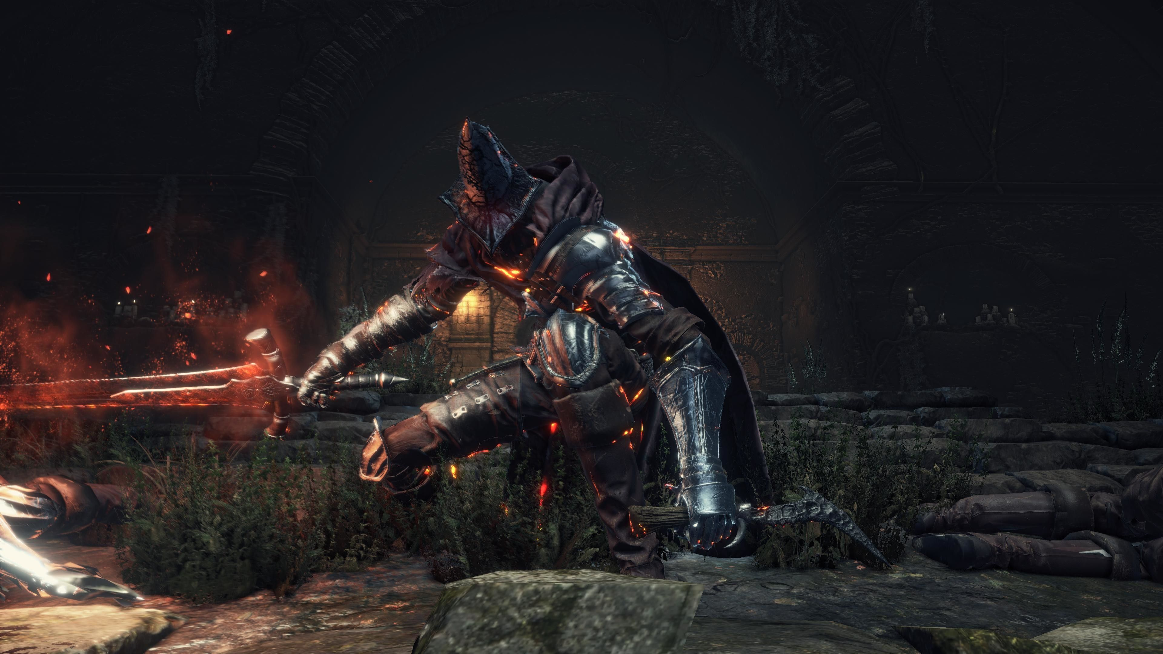 Res 3840x2160 Dark Souls 3 4k Pic 23 Abyss Watchers Part 2