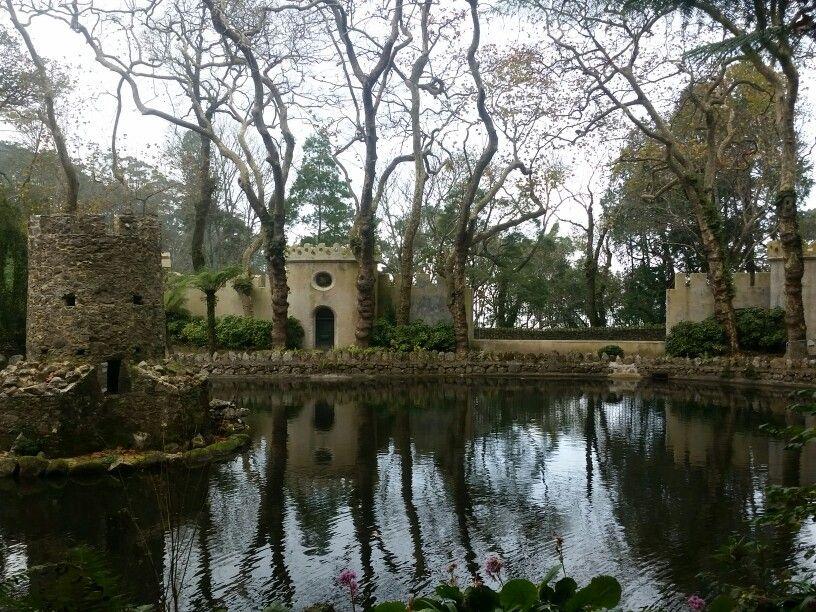 Palácio - Jardim