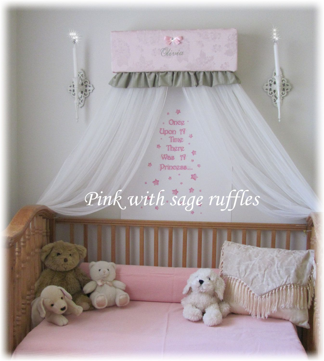 bed basket lovely cribs cradle of the for coronet home canopy drapes doll baby netting crib drape honoroak badger curtains