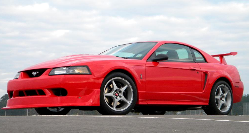 Awesome Svt 2000 Mustang Cobra R 1 Of Only 300 Ford Mustang Cobra Mustang Cobra Mustang