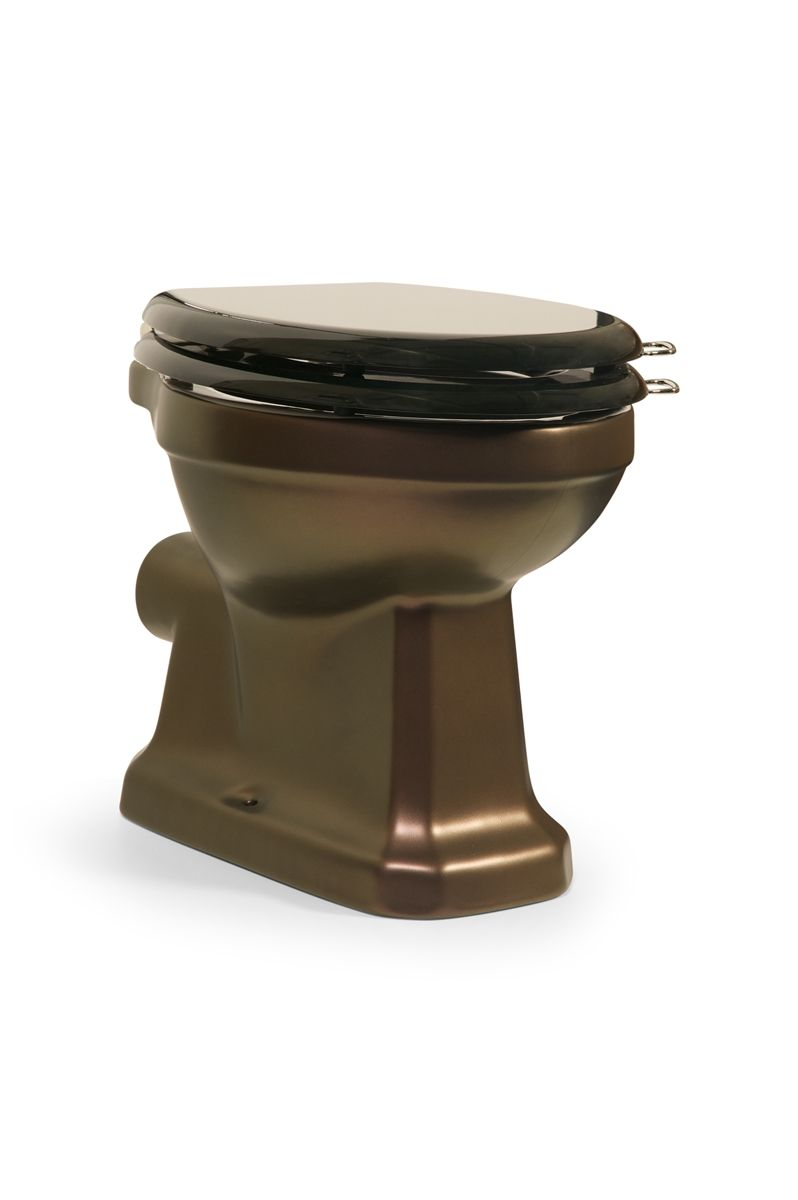 Prime Trtc Metropolis Bronze Toilet Potty For One Please Pabps2019 Chair Design Images Pabps2019Com