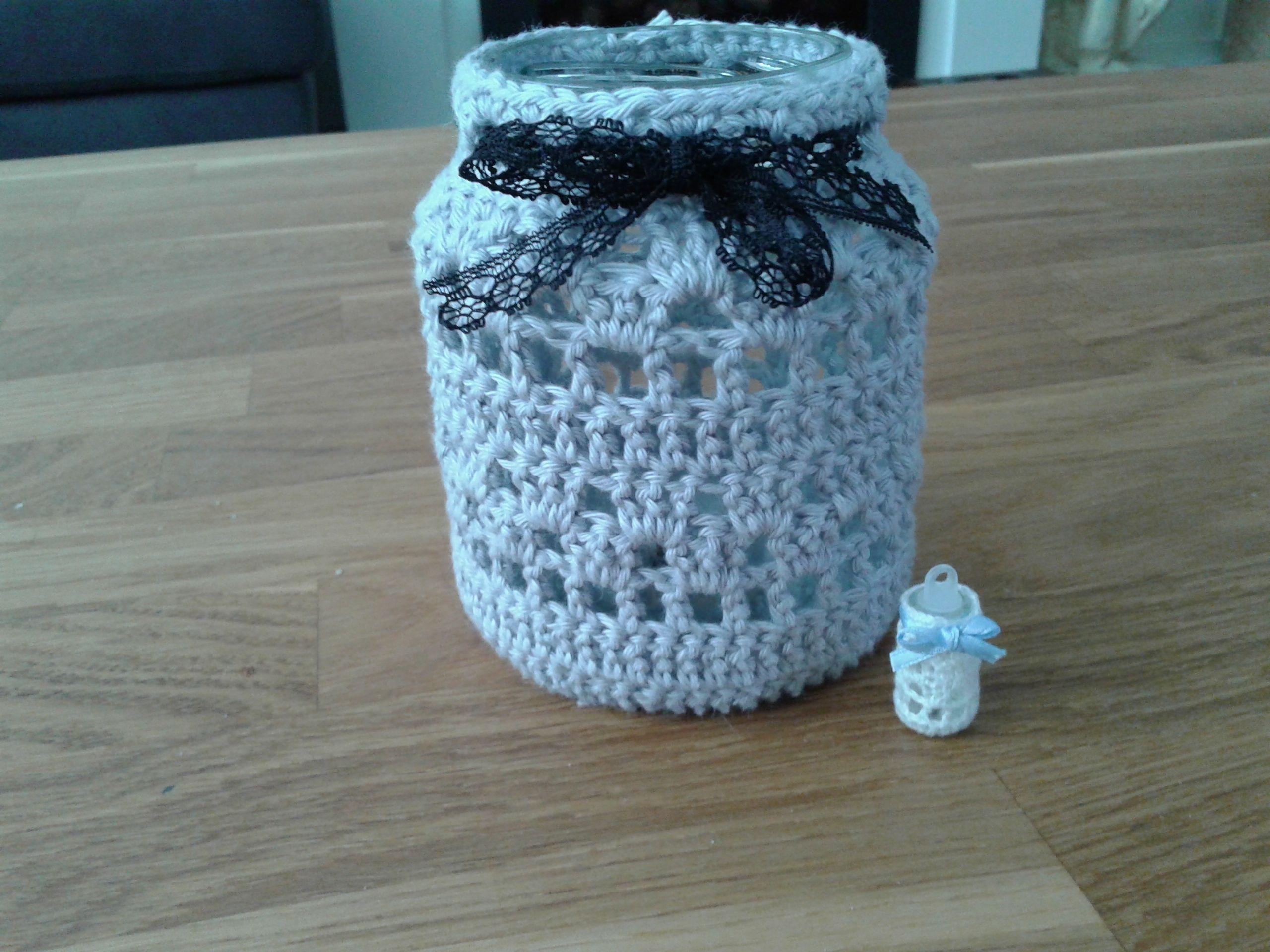 Potjes Haken Potjes Versieren Pinterest Crochet Christmas