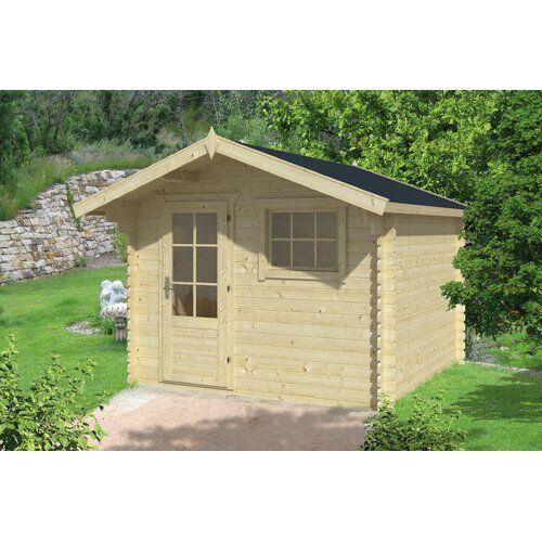 Sol 72 Outdoor 300 cm x 370 cm Gartenhaus Lonnie | Wayfair.de #gardeningtools