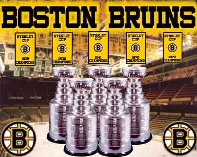 Boston Bruins Stanley Cup 1941