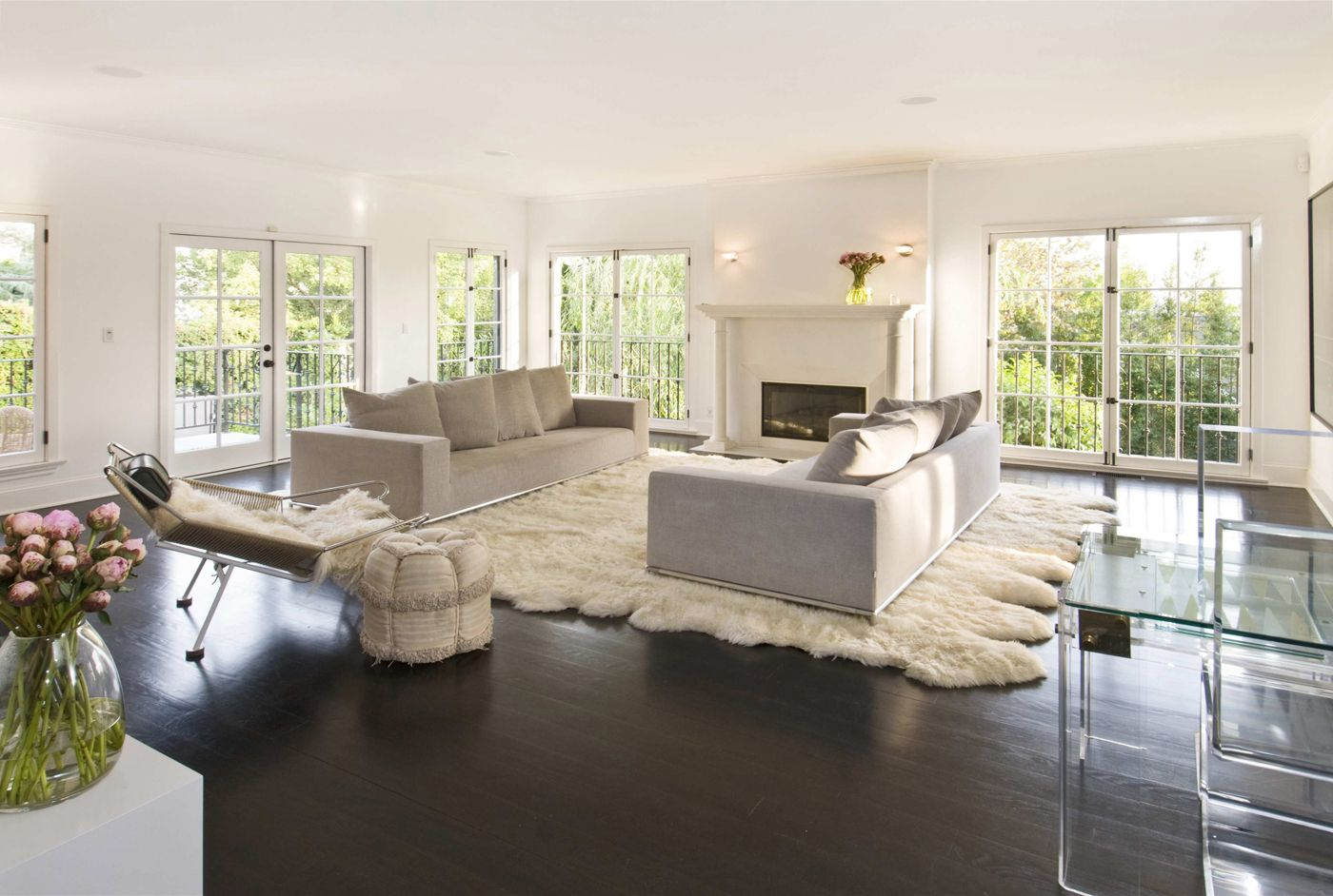 Katy Perry Living Room Home Inside Celebrity Homes Celebrity