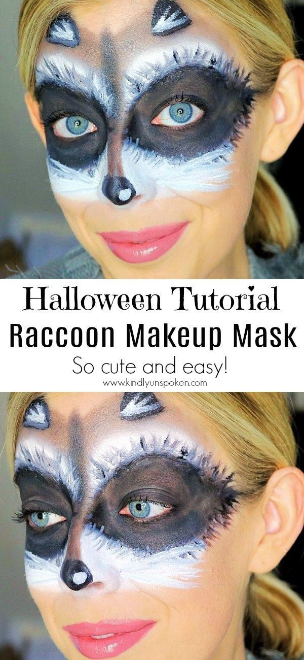 Looking for an easy Halloween makeup look and costume idea