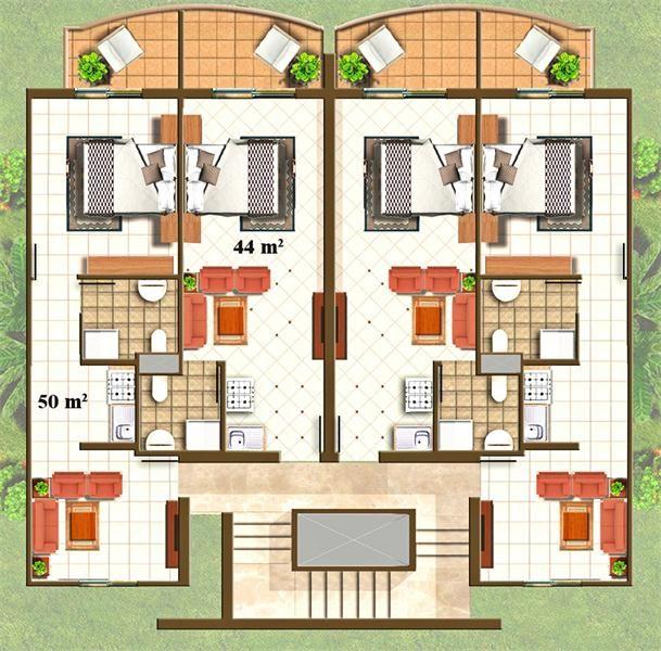 studio apartment layout arrangement - Google Search