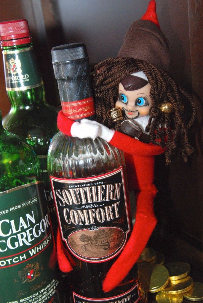 Jack Sparrow Elf