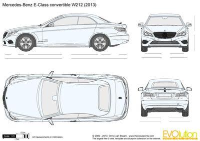 Mercedes Benz E Class Convertible W212 Benz E Class Benz E Mercedes Convertible