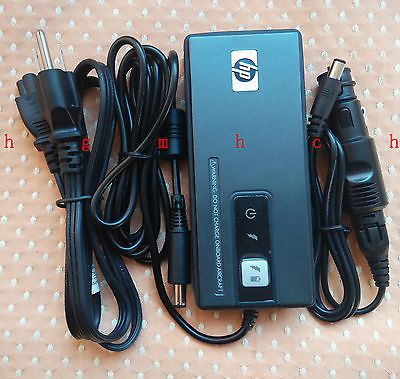 OEM HP 65W Smart AC Auto Air Combo Adapter For ZBook 14 G2 I5 5200U Notebook