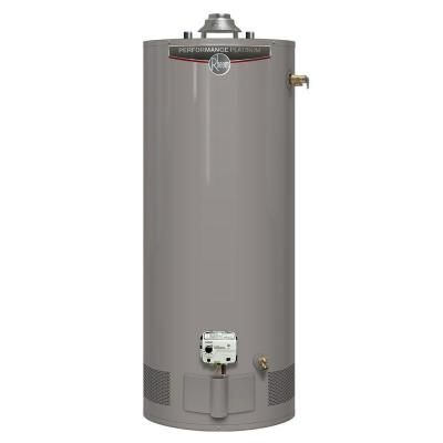 Rheem Performance Platinum 40 Gal Short 12 Year 36 000 Btu Liquid Propane Tank Water Heater Gas Water Heater Natural Gas Water Heater Water Heater Maintenance