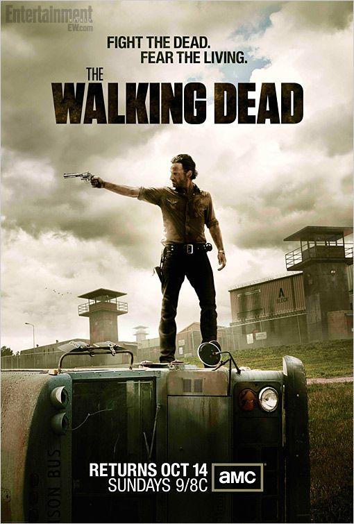 Walking Dead Season 3 Official Poster Released Photo The Walking Dead Poster The Walking Dead Tv Walking Dead Tv Series