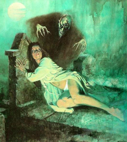 Horror Comics, Eerie, Classic