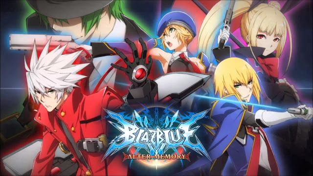 Unlimited Animes: BlazBlue: Alter Memory