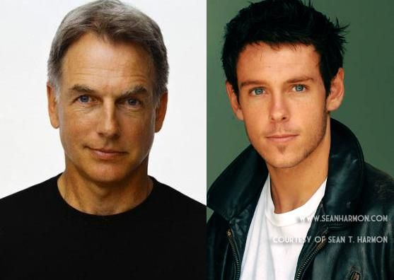 Mark Harmon and Sean Thomas Harmon. Of course his son is ...