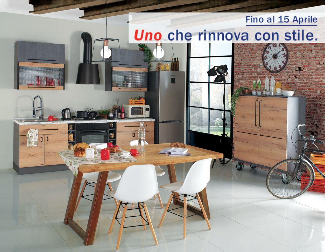 Mobili Arredamento Casa ed Elettrodomestici - Mercatone Uno | cucina ...