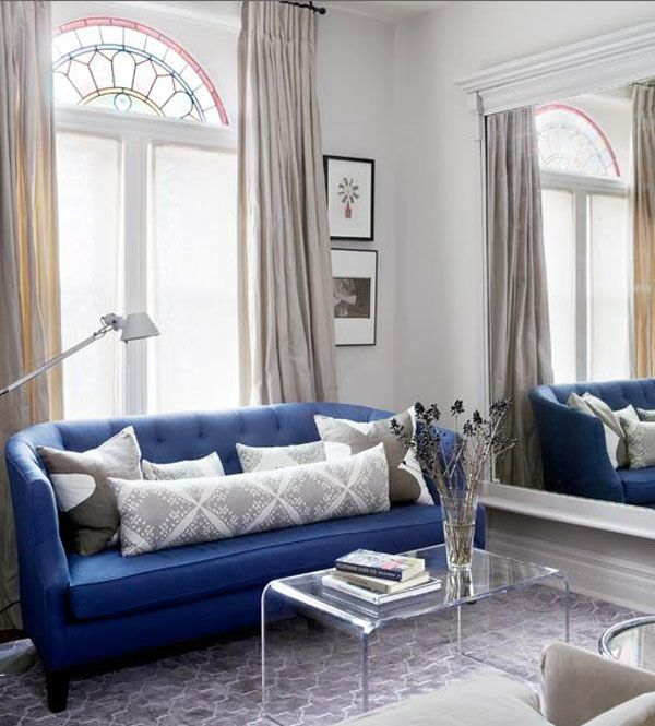 212Trend: Color Of The Year 2014 Dazzling Blue In Modern Décor U2013 212  Concept   Modern Living