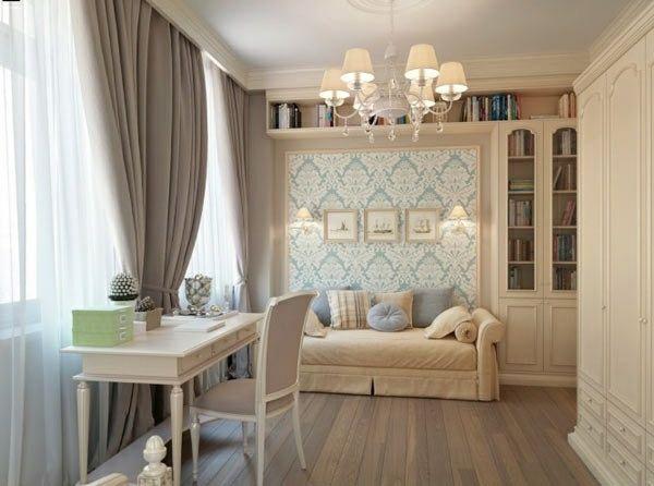 Damenzimmer Ideen rund ums Haus Pinterest Rund ums haus - Decken Deko Wohnzimmer