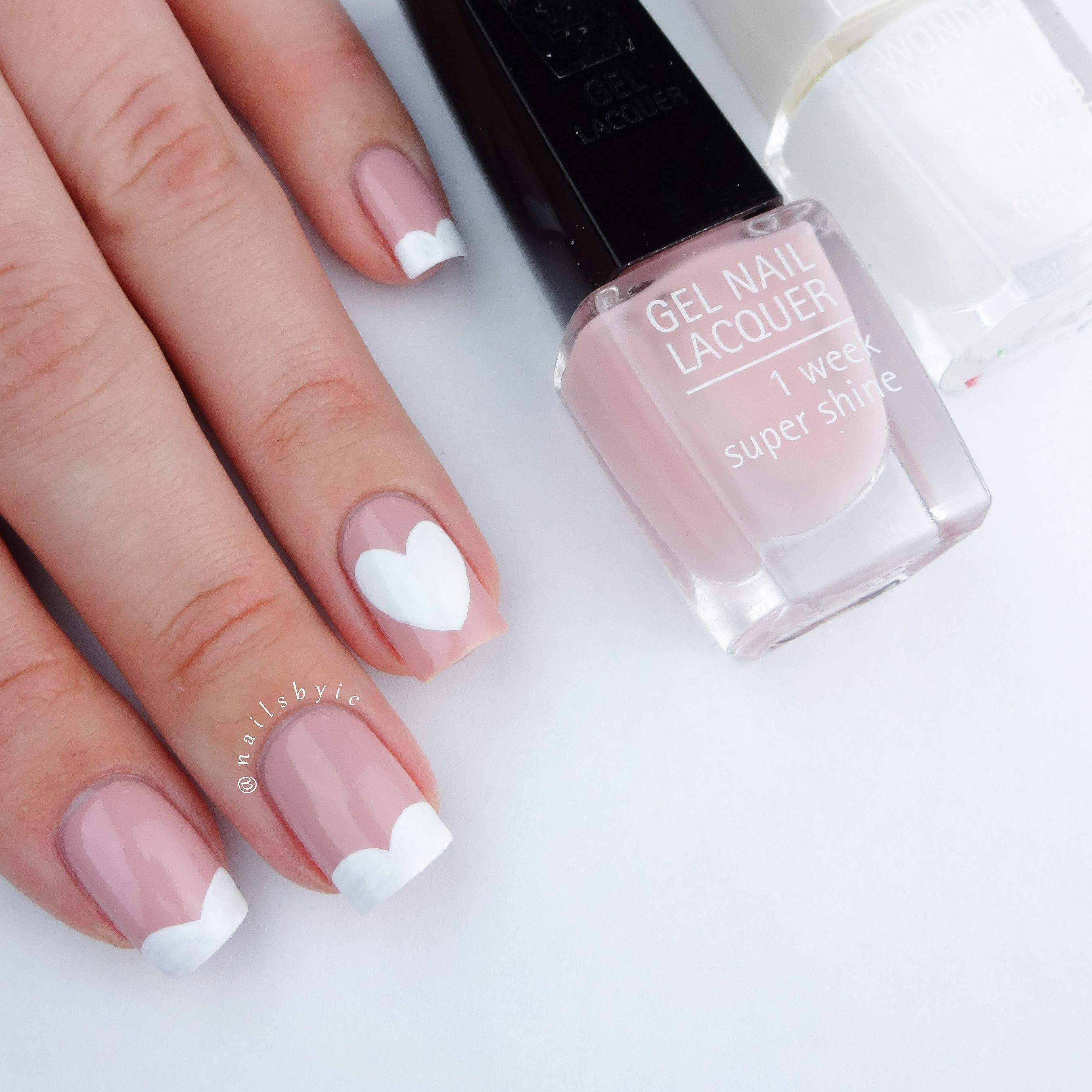 isadora french manicure
