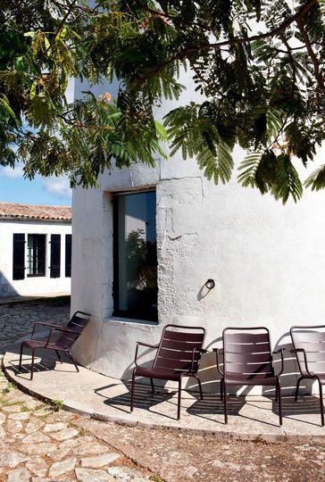 Maison à louer sur l\'Ile de Ré | Jardin