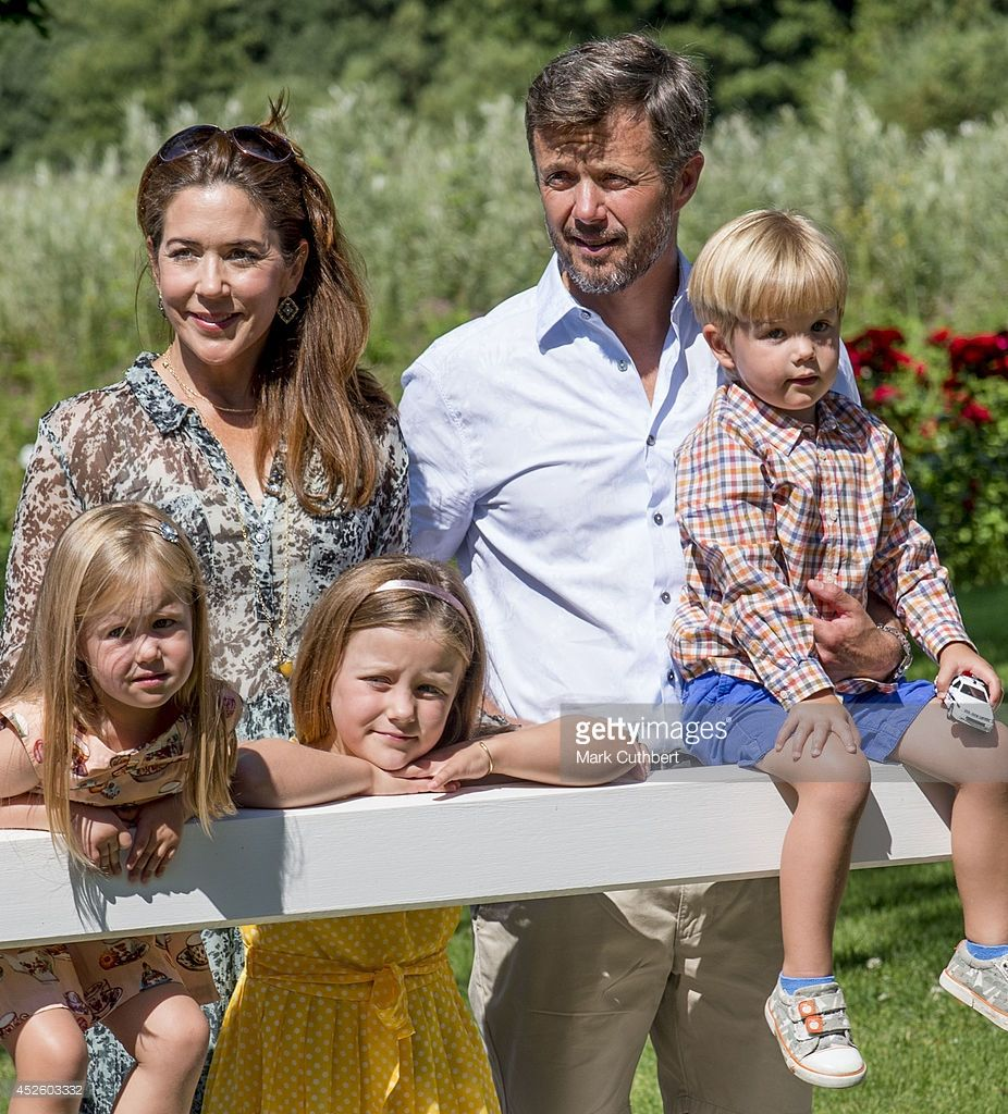 Crown prince frederik of denmark and crown princess mary of famous people crown prince frederik of denmark and crown princess mary of denmark with princess isabella of denmark sciox Choice Image