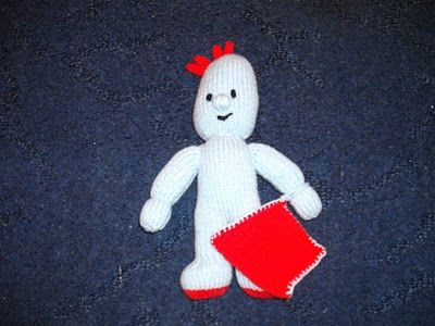 Mrs Eviltedi Iggle Piggle Free Knitting Pattern Knitting