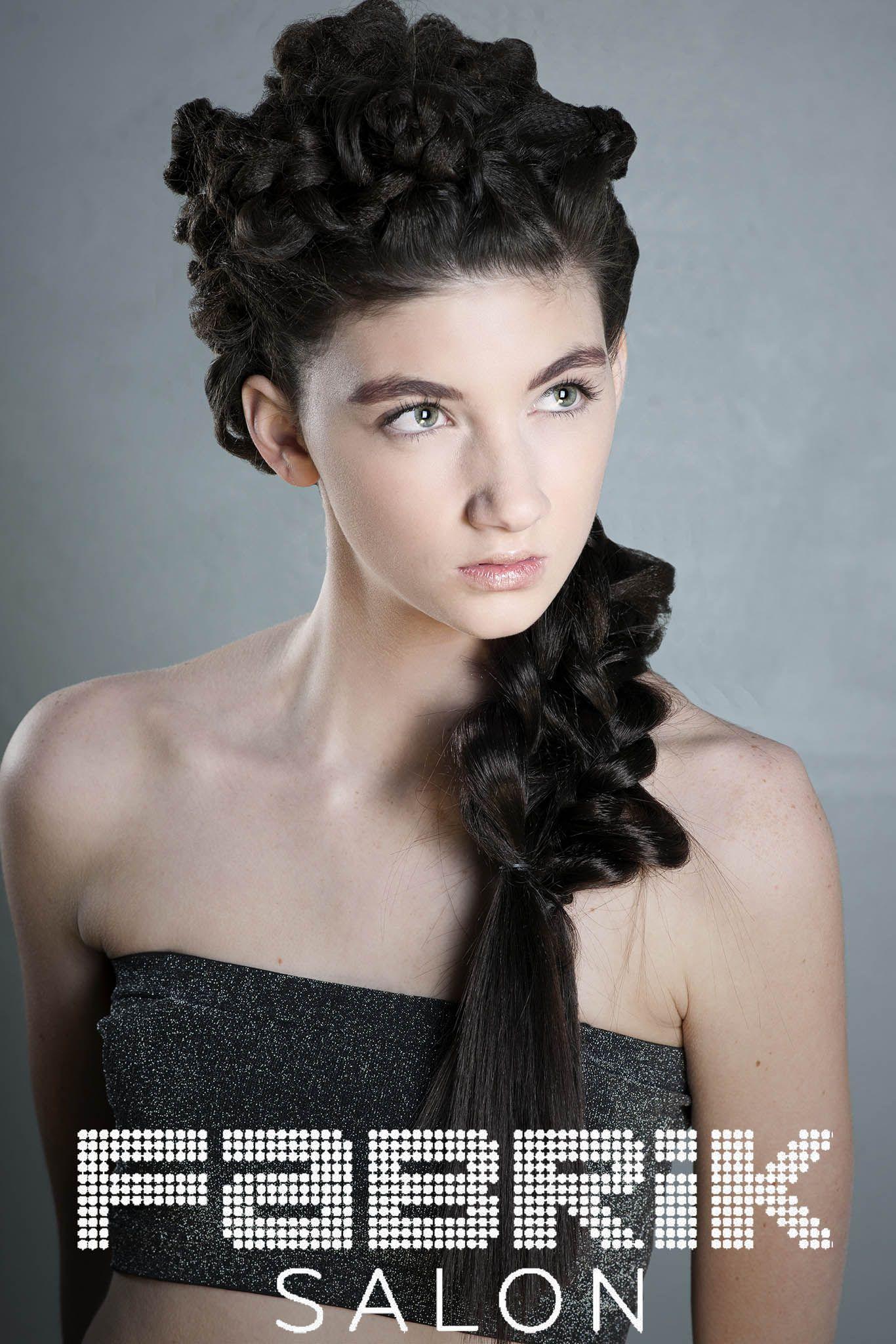 Danielle Ford Photography Fabrik Salon Missoula Montana - Haircut missoula