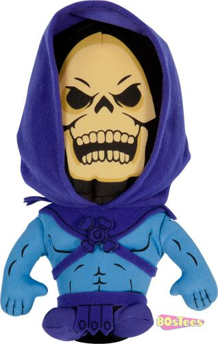 Masters Of The Universe Skeletor Face Licensed Adult Pullover Hoodie