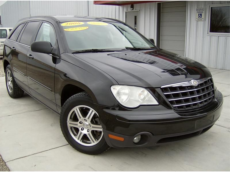 First look!  2008 CHRYSLER PACIFICA TOURING  just added to inventory!  http://p.dsscars.com/2A8GM68X28R638381
