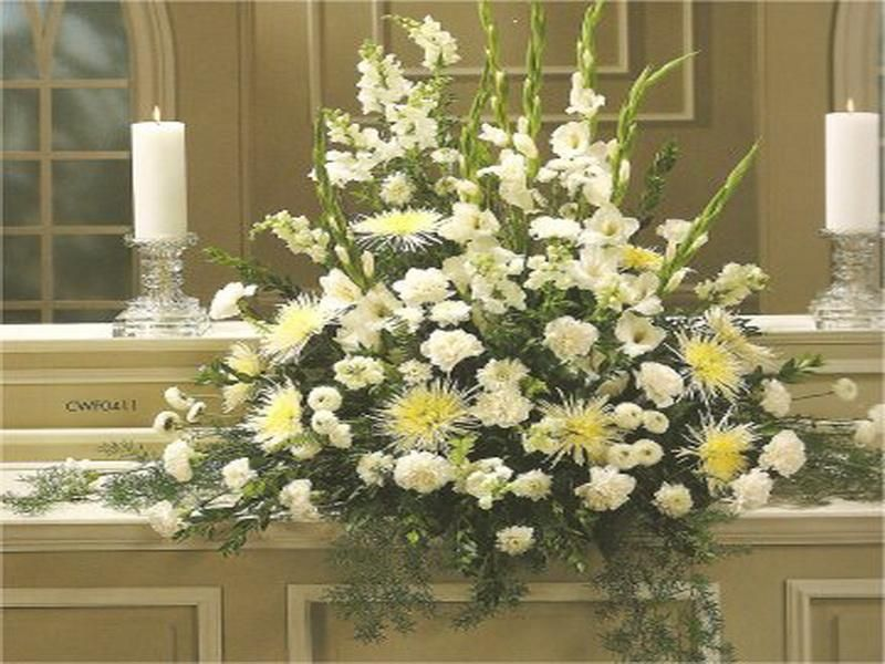 Large Flowers For Containers | Large Flower Arrangement Ideas: White Large Flower  Arrangement Ideas .