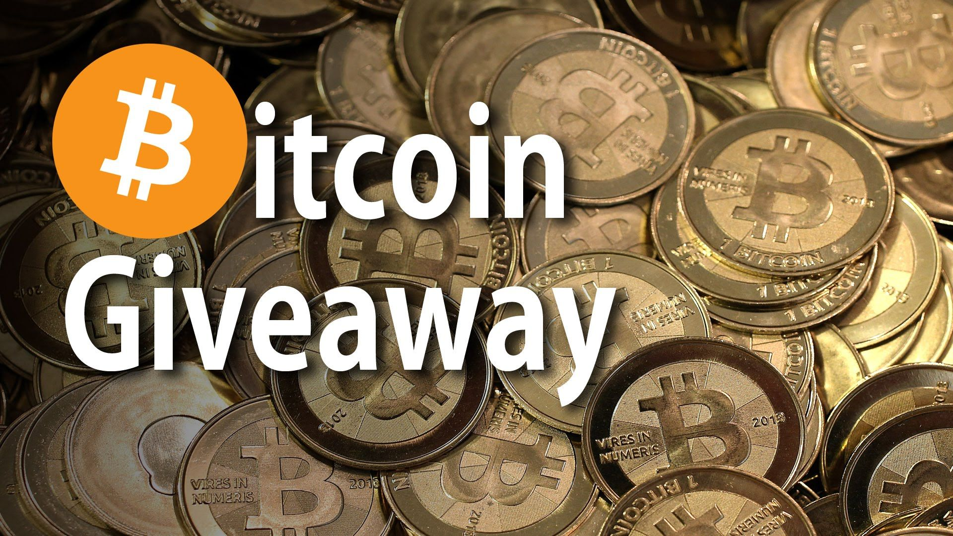 $1,000 BTC Giveaway! (10 x Winners)  Ends 2 5 2019 | Gleams in 2019