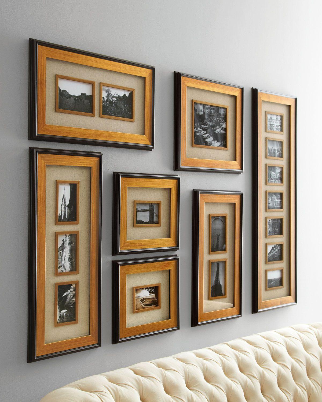 Newark Collage Frame Gallery | Ideas de inspiración | Pinterest ...