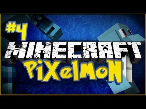 Minecraft Pixelmon Episode 4 Pokeballs Finally