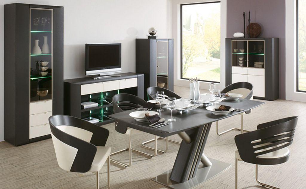 High Tech Home Decor Ideas Dining Room Furniture Design