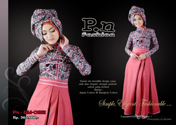 Busana Muslim Pn Fashion Fashion Pinterest Fashion Dresses