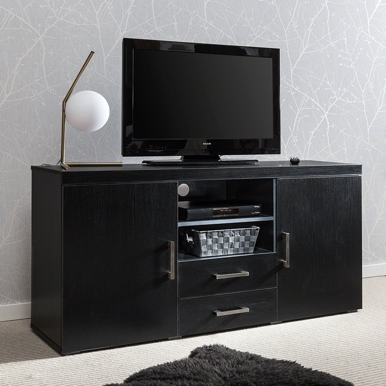 80 cm king meuble tv ovale